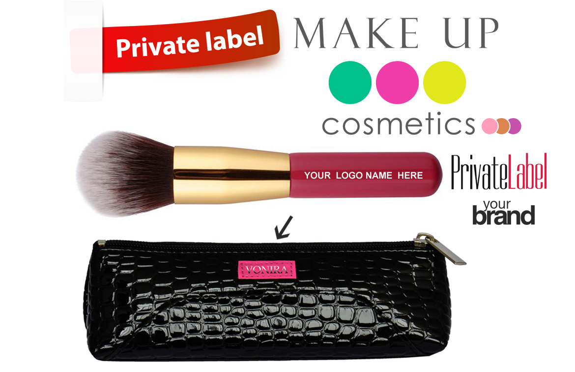 Custom Private Label Full Line High End Luxury Makeup